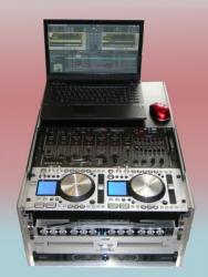 DJ Musikanlage mieten, verleihen - von Oben