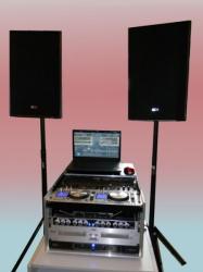 Technikvermietung Musikanlage